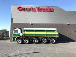 tipper truck > 7.5 t Ginaf X 5350 TS 2012
