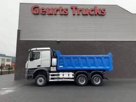 tipper truck Mercedes-Benz Arocs 3345 6X6 TIPPER/KIPPER-TREKKER WISSELSYTEEM 2017