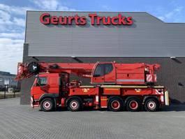 crane truck Volvo FM 460 ERKIN WORLD POWER ER 2070 T-4.1 CRANE/KRAN/KRAAN/GRUA/MONTAGEKRAN 2015