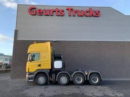 heavy duty tractorhead Scania R500 V8 R 500 LA 8X4/4 HNC 3X ON STOCK