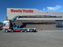 crane truck Scania R500 V8 LB10X4*6HHA + PALFINGER PK 150002 G KRAAN/KRAN/CRANE/GRUA 2007