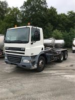 container truck DAF CF85-380 6x4  MANUAL SPRING SUSPENSION 2003