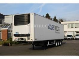 refrigerated semi trailer Chereau Carrier Maxima 1300 /Strom/2,6h/Rolltor/LBW/FRC 2008
