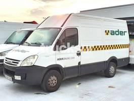 closed box lcv < 7.5 t Iveco 35 S12 12 M3 2008