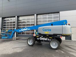 telescopic boom lift wheeled Genie S 65 XC 2018