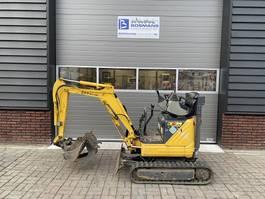 mini digger crawler New Holland E9SR 2007