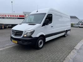 closed lcv Mercedes-Benz SPRINTER 2018