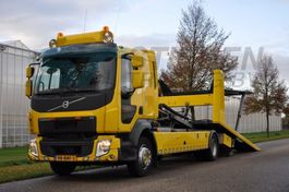 tow-recovery truck Volvo FL 245 2019