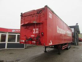 walking floor semi trailer Stas S/00032 90M3 TRAILER 2001