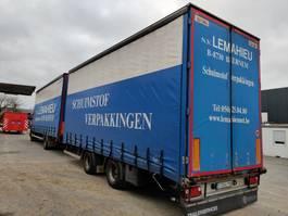 sliding curtain trailer Pacton Schuifzeil 2005