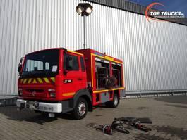 Generator Renault S 180 Midliner Calamiteiten truck, Rescue-Vehicle - Electricity generato... 2000