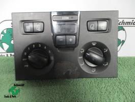 Control panel truck part Scania R420 1880086 KLIMA BEDIENING