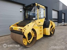road compactor Bomag BW161 AD-4 2005