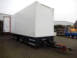 refrigerated trailer Burg BPM 00-18 GCZXX 2 As Wipkar Gesloten, WL-DH-40 2003