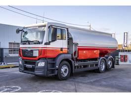 tank truck MAN TGS 26.360 BL 6X2-4+MAGYAR 18.700L (5 comp.)+EURO 6 2014