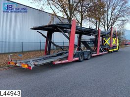 car transporter trailer Lohr Middenas Eurolohr Car transporter, Winch, combi 2005