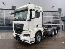 heavy duty tractorhead MAN TGX 33.510 New Generation TGX 33.510 6x4 BLS-GM met kipinstallatie 2021
