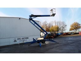 spider articulated boom lift Niftylift 170 1993