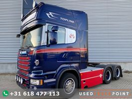cab over engine Scania R620-V8 / 6x2 / STREAMLINE / RETARDER / FULL AIR / EURO 5 / SPECIAL! 2013