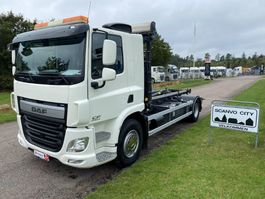 container truck DAF CF370 FA 2016