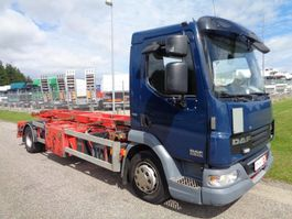 container truck DAF LF45-250 2011