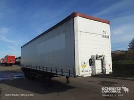 mega-volume semi trailer Schmitz Cargobull Semitrailer Rideaux Coulissant Mega 2013