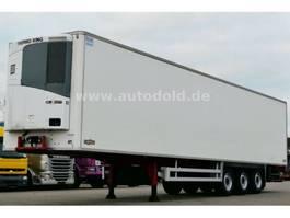 refrigerated semi trailer Chereau Tiefkühl Thermo King Bi-Temperatur SLX 2012