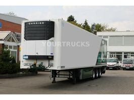 refrigerated semi trailer LAMBERET Carrier Maxima 1300/Strom/Trennwand/Pal-kasten 2011