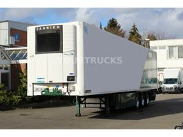 refrigerated semi trailer LAMBERET Carrier Vector 1850Mt/Strom/Bi-Temp/Pal-Kast/ATP 2011