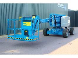 articulated boom lift wheeled Genie Z-51/30J Diesel, 4x4 Drive, 17.59 m Working Height 2018
