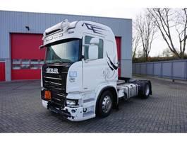 Gefahrgut SZM Scania G490 / HIGHLINE / ADR / HYDRAULICS / EURO-6 / 4X2 / 2014 2014