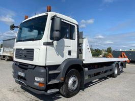 tow-recovery truck MAN TGA 2007
