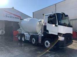 concrete mixer truck Renault C430 Xload hormigonera Liebherr 9m3 2015