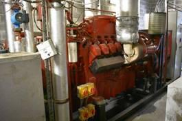generator MTU 18V 2000 G65-TB 2010