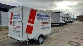 Koffer PKW-Anhänger KO1800R, Seilwinde, Solar, Rampe,.. 2020