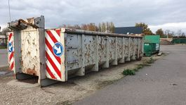 Abfallcontainer losse container