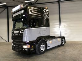 cab over engine Scania Scania R620 4 point air / Retarder / manual/ special interior 2006