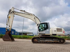 crawler excavator Terex 2.700 Hrs TC240LC 2.900 Hour 2006
