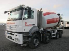 concrete mixer truck Mercedes-Benz 3240 Axor 8x4 Schwing/Stetter 9m³ 2008