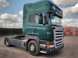 other-tractorheads Scania R420 4x2 Tractor Unit 2003