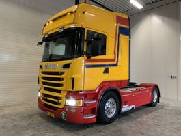cab over engine Scania Scania R500 4x2 / Retarder / Airco / Topline / king 2012
