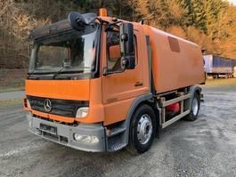 Road sweeper truck Mercedes-Benz 1324 Atego ** Schörling Cityfant 60 ** 2007