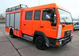 other trucks MAN L2000 10.224 LC LHF 16 4X2 DoKa AHK FEUERWEHR 1998