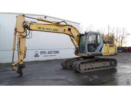 crawler excavator New Holland E175B 2008