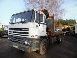 Kranwagen DAF 2900 ATI met Palfingerkraan 1990