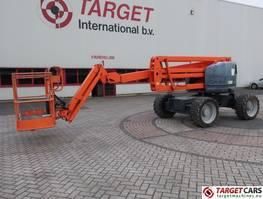 articulated boom lift wheeled Genie Z-51/30JRT Diesel 4x4 Scissor Work Lift 1762cm 2008
