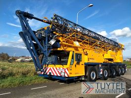 Mobiler Turmkran Spierings SK 598-AT5 mobile tower crane mobiele torenkraan 2003