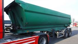 tipper semi trailer MOL alu  kipper 2004