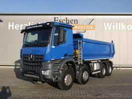 tipper truck > 7.5 t Mercedes-Benz Arocs 4142 8x6, AP Achsen 2016