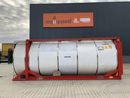 Tankcontainer Van Hool 20FT, swapbody TC 30.856L, L4BN, IMO-4 2002